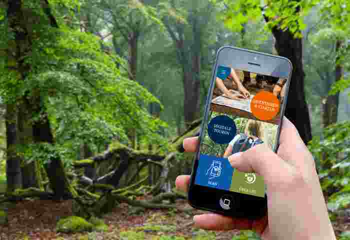 Neu: Nationalpark-App
