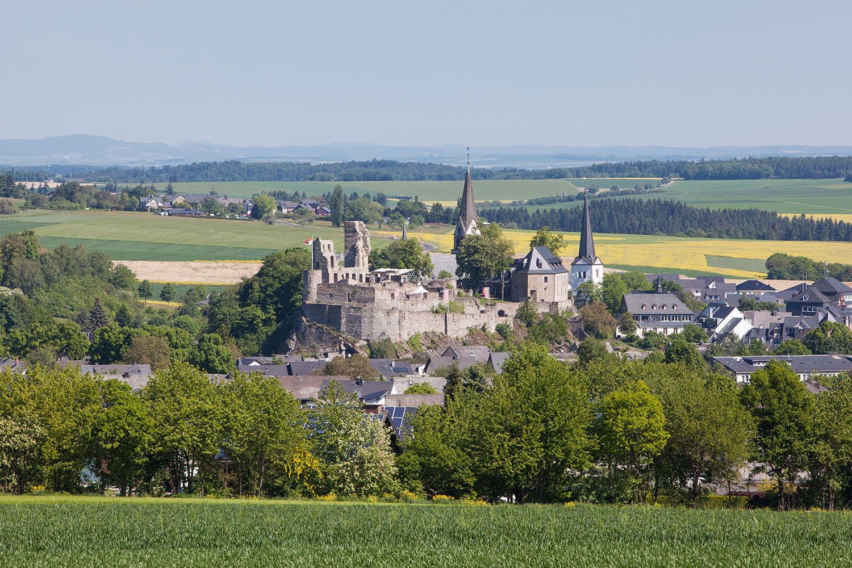 Huren aus Kirchberg (Hunsrück)